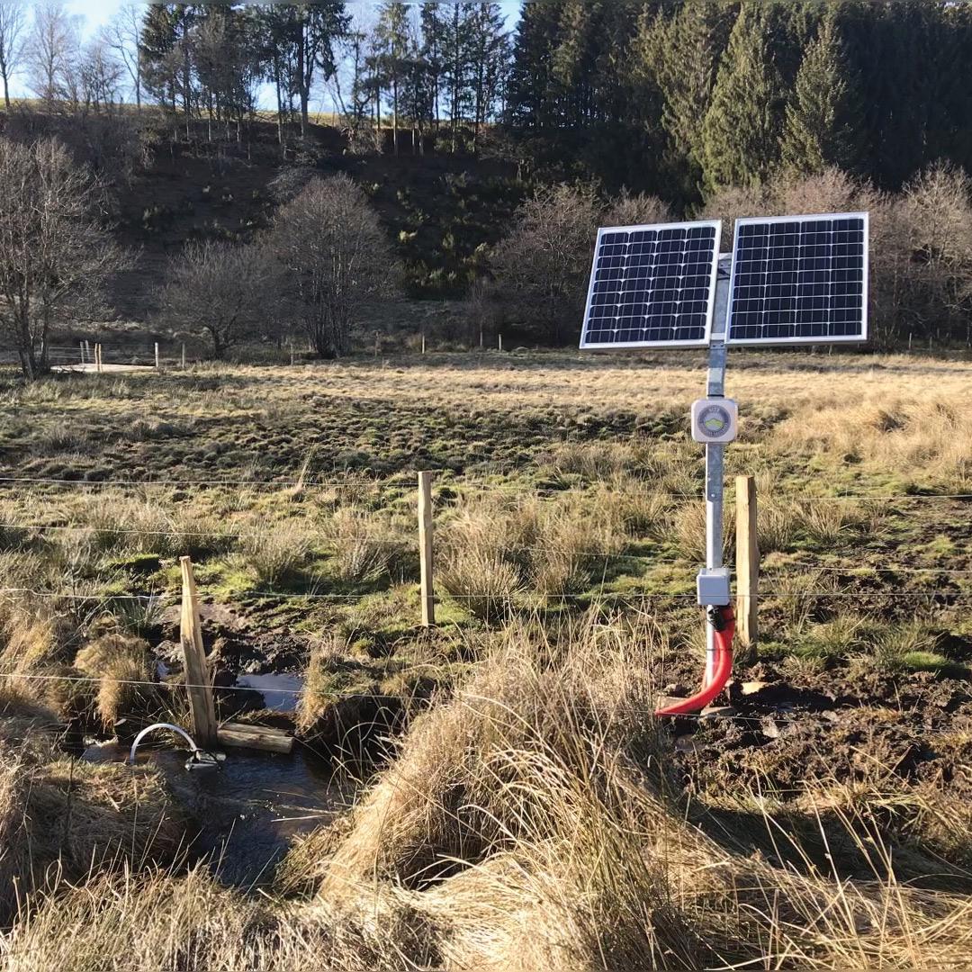 SOLAR-FLOW pump