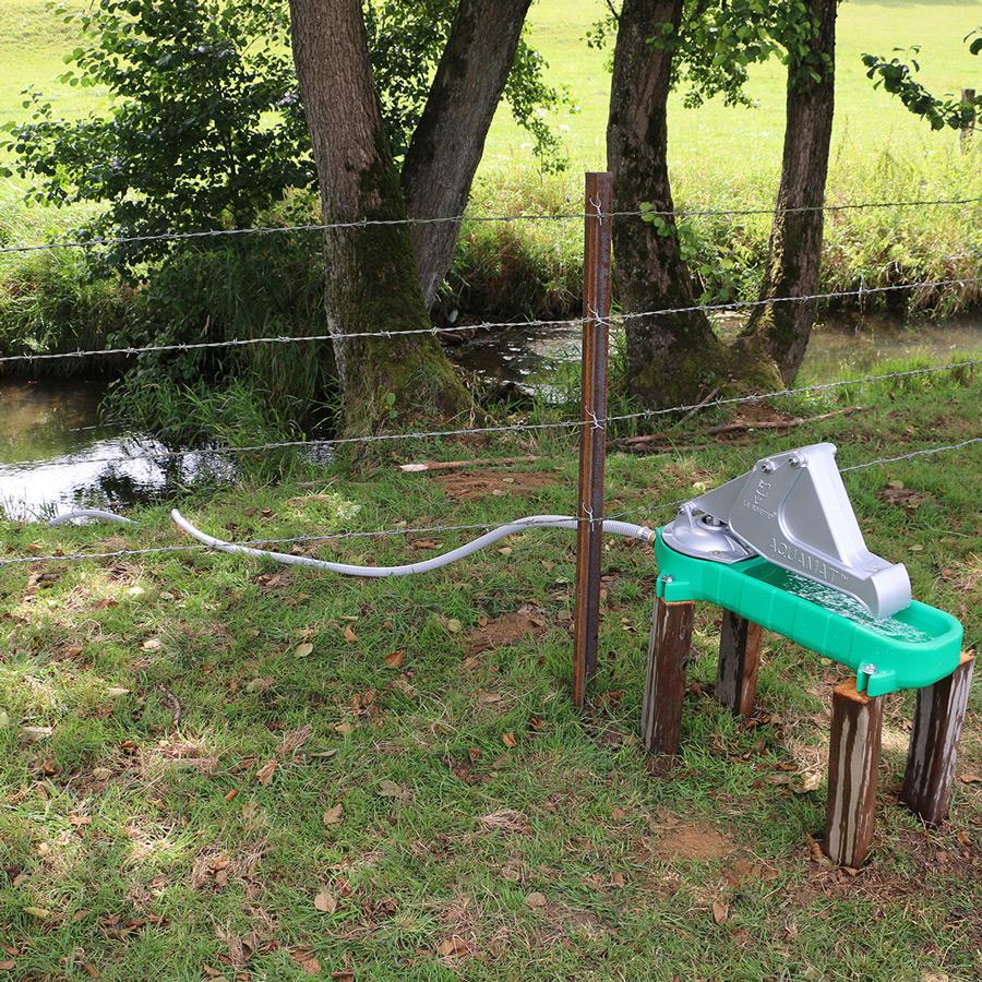 Pasture pump AQUAMAT II + suction set