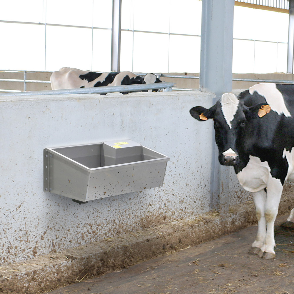 EASY-STALL 100 S.S. Drinking Trough with Float Valve