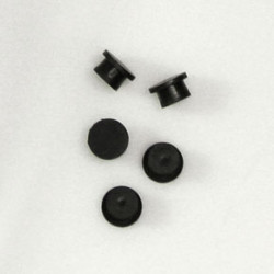 10 X NYLON WASHER