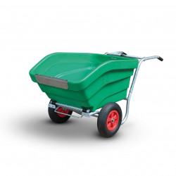 DUMPING WHEELBARROW (330L)