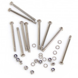 10 X STAINLESSSTEEL PIN