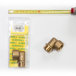 "3/4"" brass ELBOW fitting for drinkers F11 - FORSTAL - BIGSTAL"