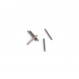 5 STAINLESS STEEL AXLES replaces 4080363