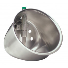 B19  Stainless steel drinking bowl
