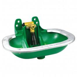 F60 TUBE PO 1/2 BRASS