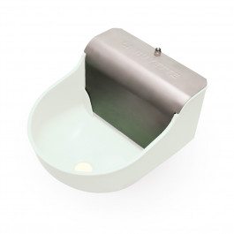 Stainless steel cover for drinking bowl LAC10