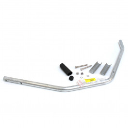 HANDLE FOR TIPPING WHEELBARROW + MOUNTING TUBES