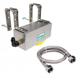 LACABAC with braided hose 600 mm.