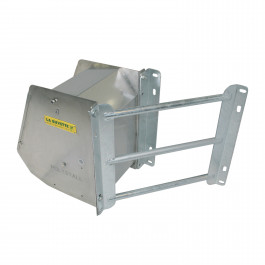 SIDE MOUNTING SUPPORT POLYSTALL