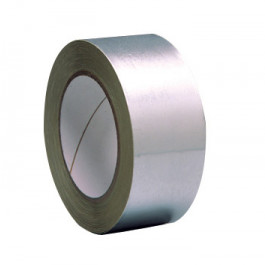 ALUMINIUM TAPE 50 m x 50 mm.