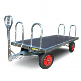 4-WHEELED CART