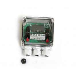 COMPLETE REGULATOR SOLAR-FLOW 12/24V