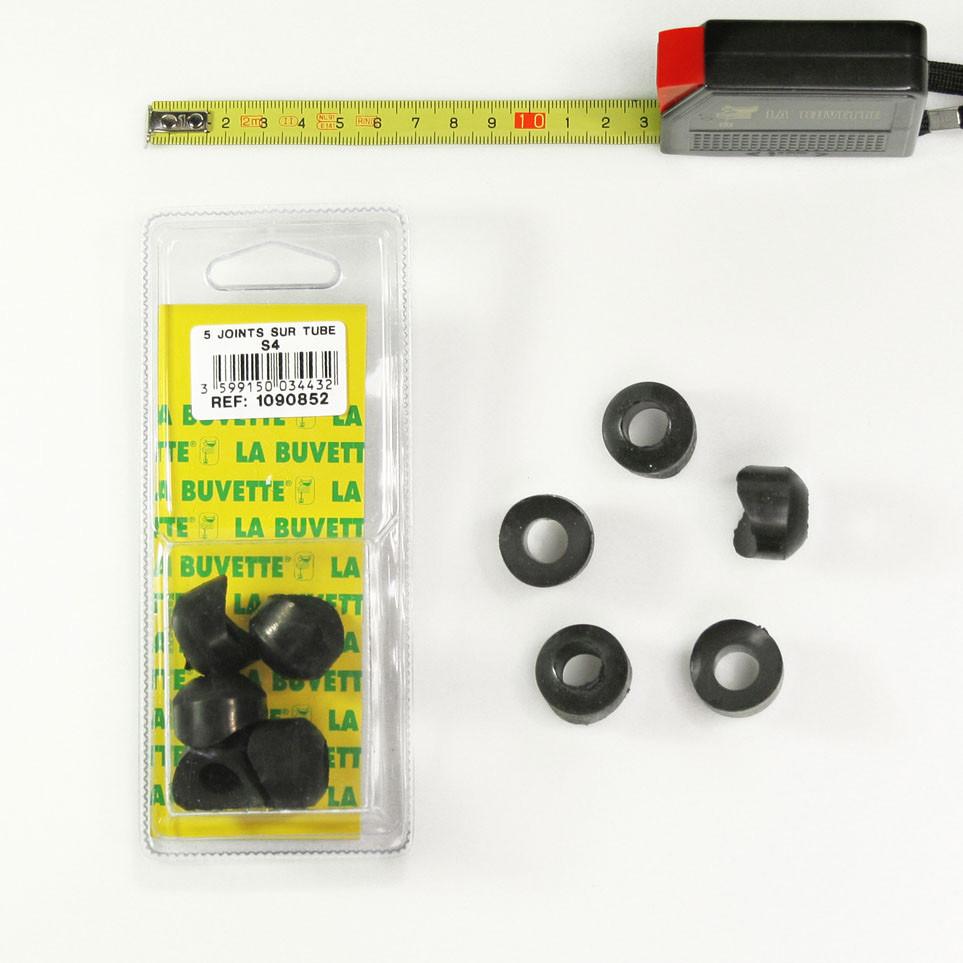 SEAL FOR TUBE S 4 (x5) BLISTER PACK