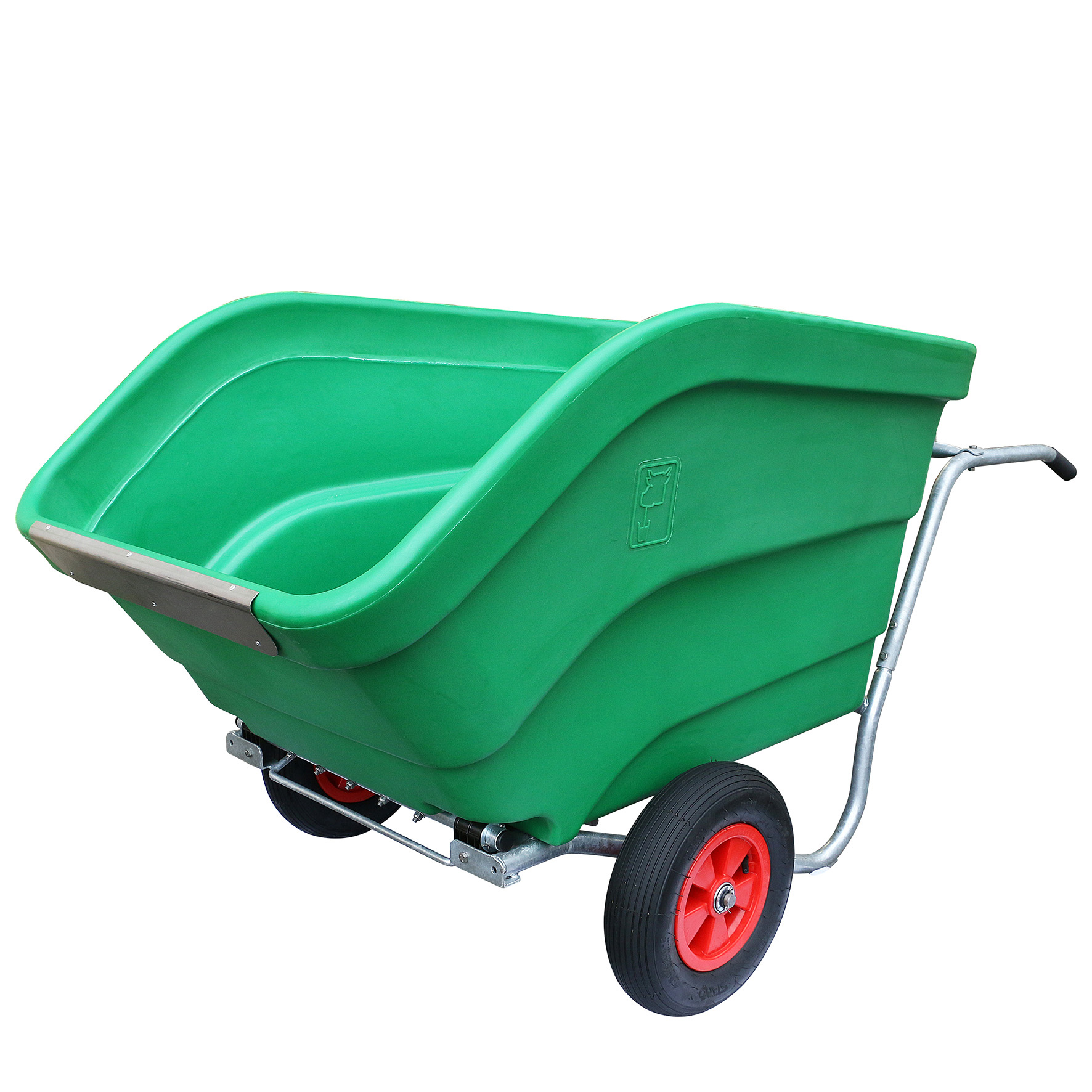 DUMPING WHEELBARROW (600L)
