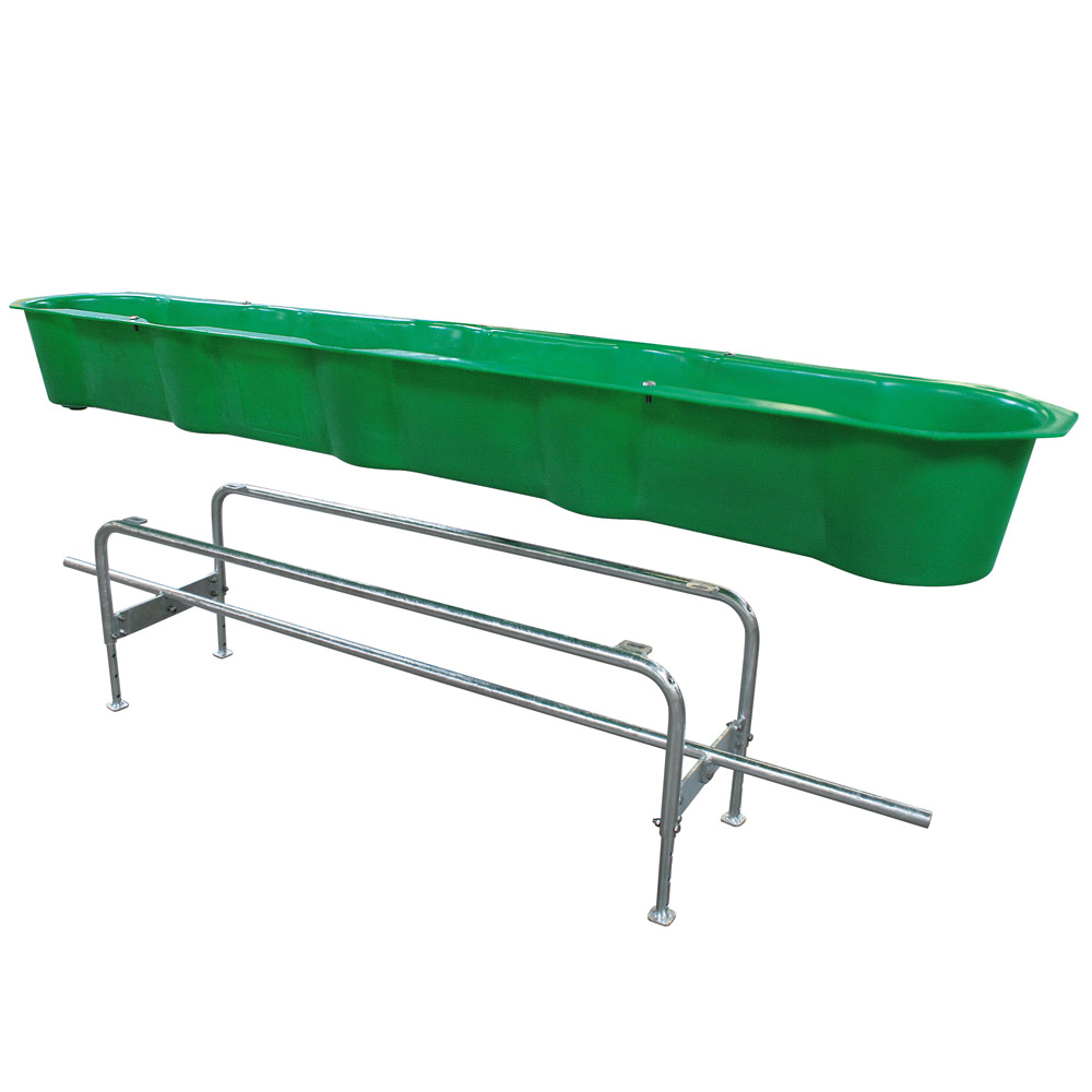 FEED TROUGH for calves and sheep - 2,20 m